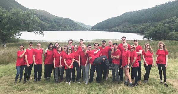 Explorers Wales Summer Camp 2018