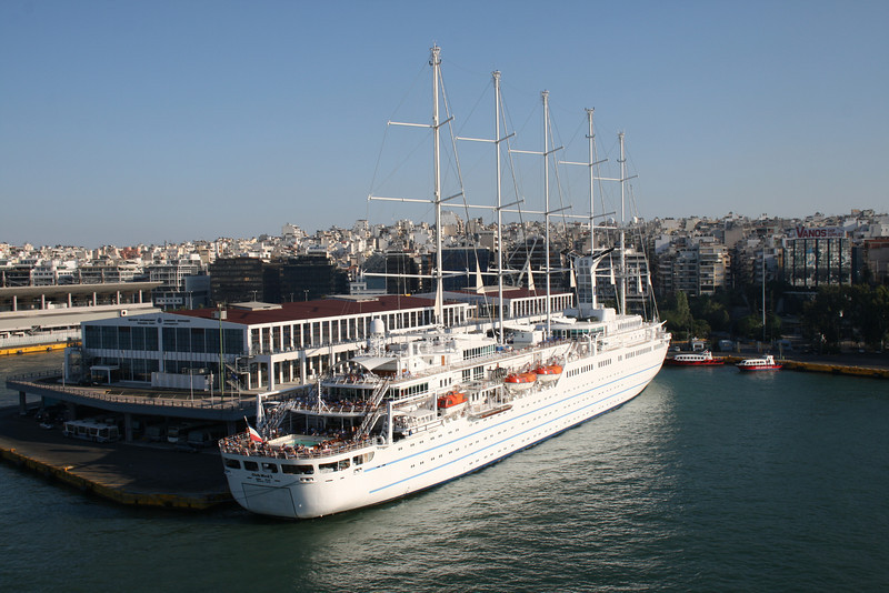 CLUB MED 2 in Piraeus.