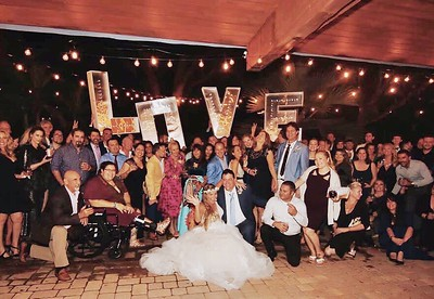 Carissa and Kyle Wedding by Mollie Grady