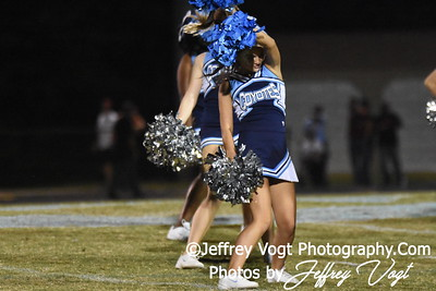 09-23-2016 Clarksburg HS and Quince Orchard HS Cheerleading and Poms, Photos by Jeffrey Vogt Photography