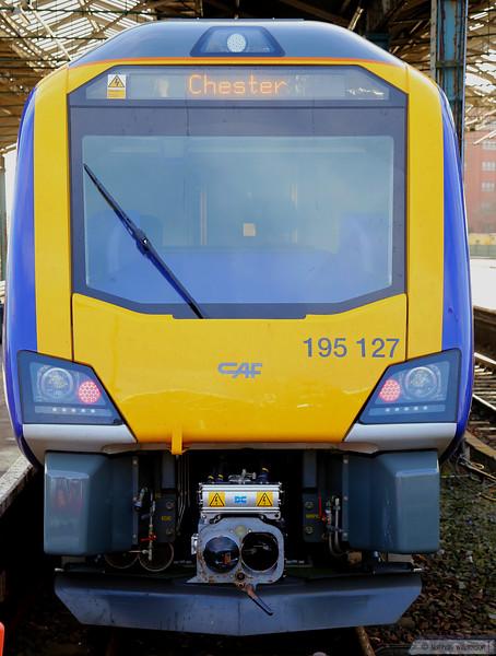 2020 - Northern Rail