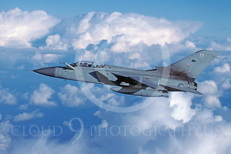 Panavia Tornado 00116 Panavia Tornado British RAF ZE292 via African Aviation Slide Service.JPG