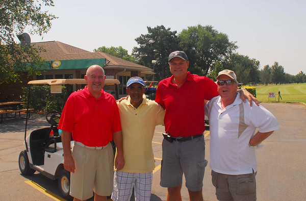 Wichita West High School Golf Scramble Thursday July 12, 2012