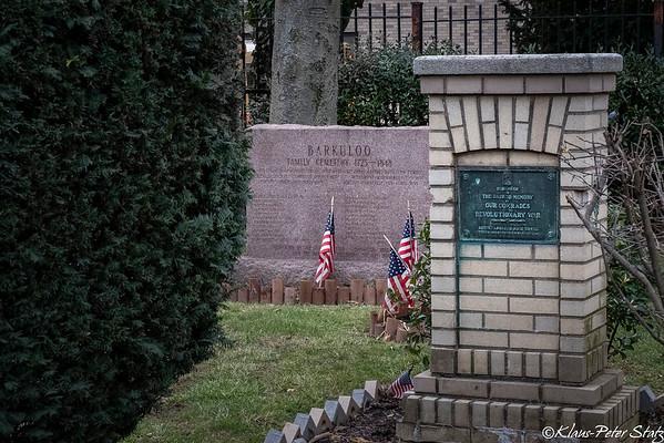 Revolutionary War Cemetery Bay Ridge 2018