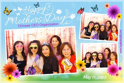 Chinese CEO Org.- Mother's Day 5/11/2019