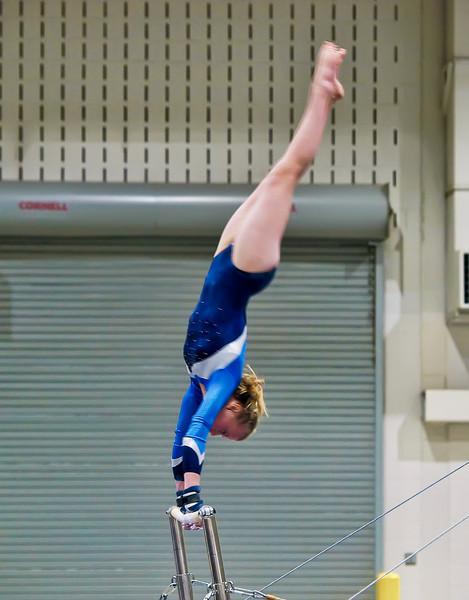 Gymnastics with Jessica