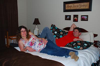 Suzanne & Shayne Maternity