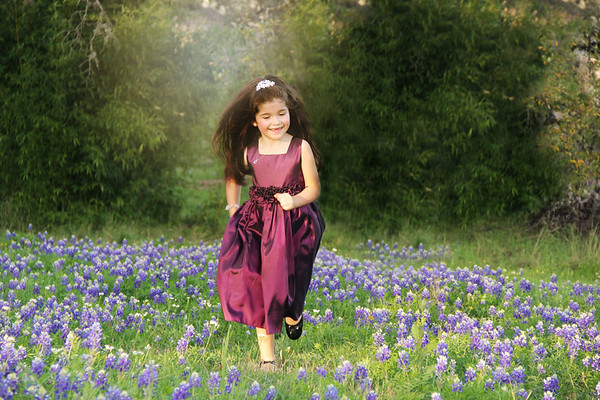 Bluebonnets, Princess sessions, BFF sessions, Special sessions