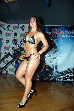 Bikini Contest at Neptunes 1-19-2007