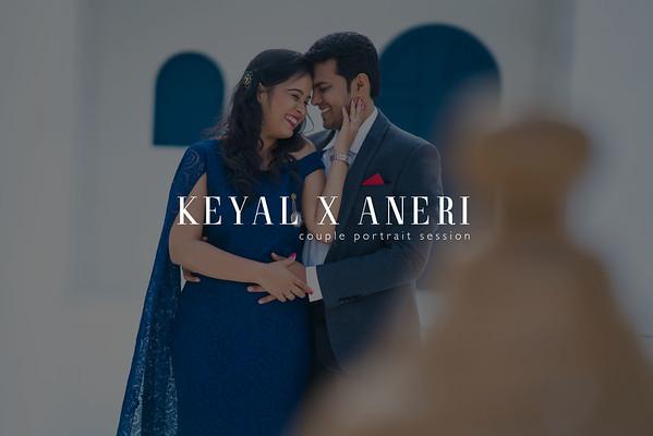 Keyal and Aneri | Couple Portrait 2017