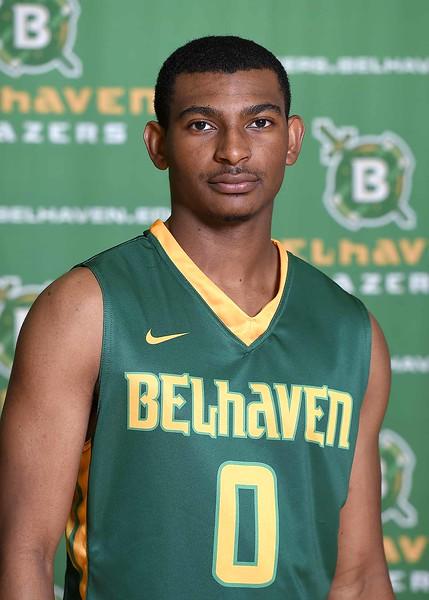 2017 Belhaven men's basketball
