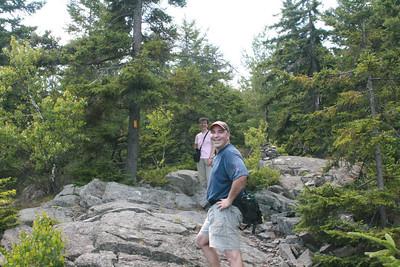 North Pack Hike with Rob & Paula
