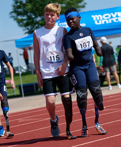 Move United Junior Nationals Track Races Friday