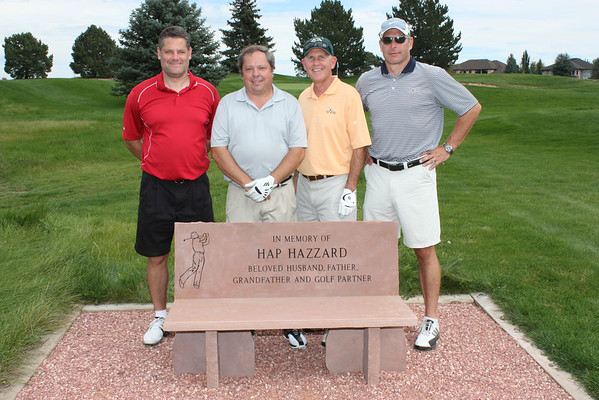 Hap Hazzard Golf Tournament 2013