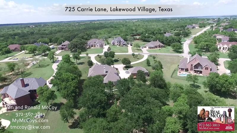 725 Carrie Lane, Lakewood Village, Texas