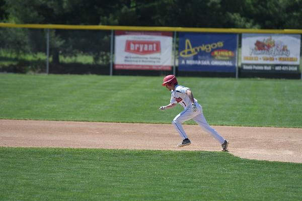 Varsity Baseball vs Blair-State