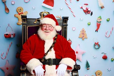 December 9, 2019 at Standard Beverage's Cookies with Santa