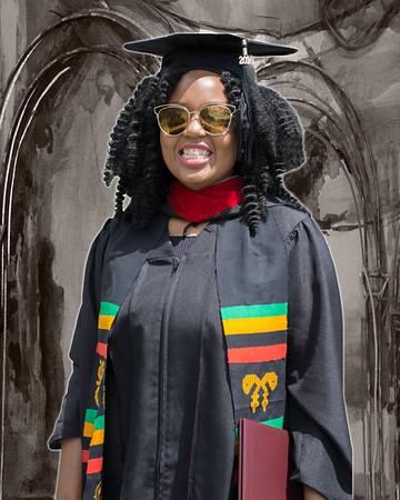 Gloria Williams' Graduation - May 7, 2016