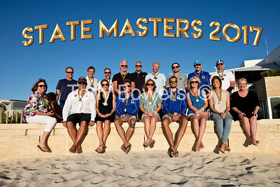 State Masters 2017