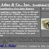 1.75ctw Cab Sapphire and Old European Cut Diamond 3-stone Ring 9