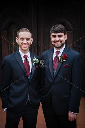Jordan & Steven • Pre-Ceremony Portraits