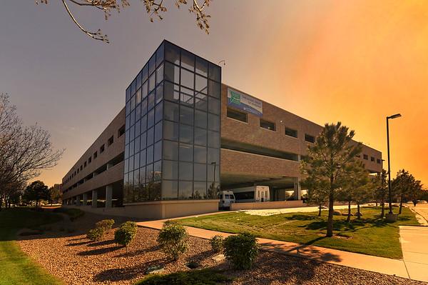 Aurora Medical Center Parking Structure