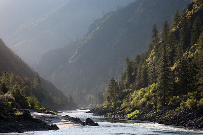 Salmon River Rafting - Idaho