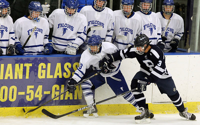 Danvers vs. Peabody Boy's Hockey