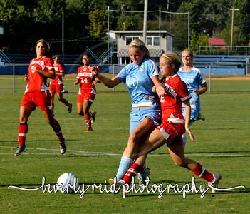 2011 091311 McMinn vrs. Baylor (HS Girls Soccer)