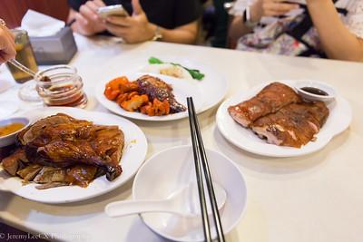 Lung Kee (Dragon Restaurant) @ Central Hong Kong
