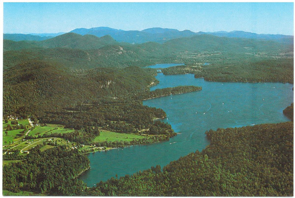 Old Photos & Post Cards of Lake St Catherine