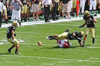 CU vs Eastern Washington, 9-06-08