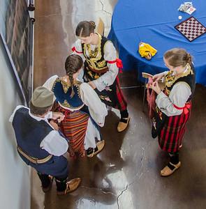 Sat. Reception and Banquet 2014 Wk1