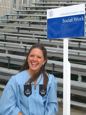 2006-05-17 VIDEO Katie Masters Graduation
