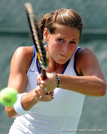 Photo Gallery: Women's Tennis, NCAA Tournament 2nd Round, UF vs. FSU, 5/10/09