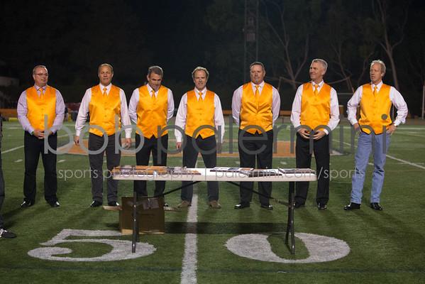 Oxy Football vs Pomona 11-01-14