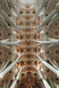 Segrada Familia 2012