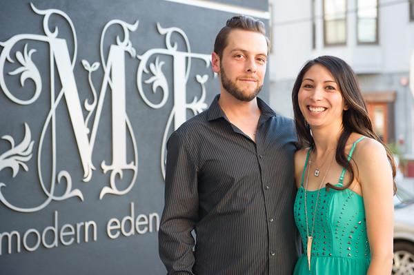 Modern Eden V2 Grand Opening