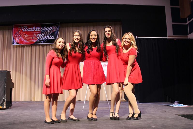 OPHS Choir 2014 - 15