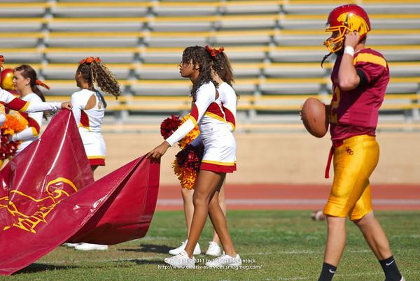 Mendocino College: Cheer -- 10/29/11