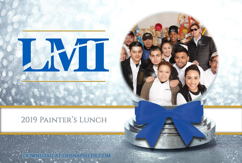 121819 - LMI painters lunch