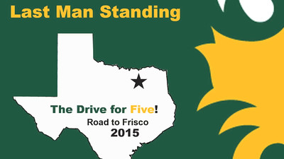 Bison Football - Last Man Standing