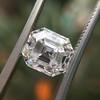 2.39ct Antique Asscher/Square Emerald Cut Diamond, GIA D/IF 39