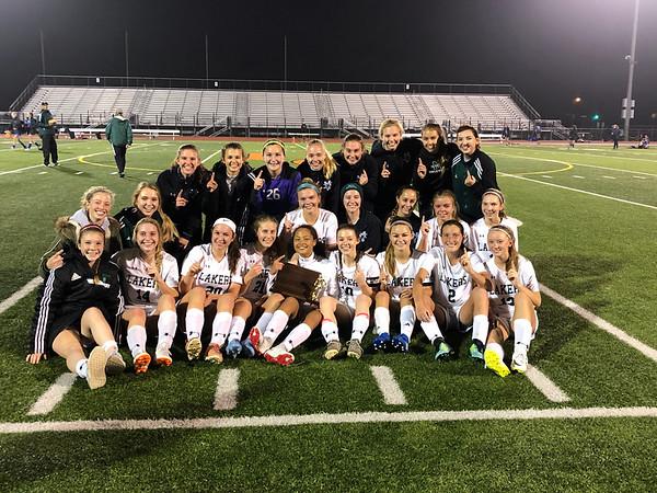 Girls Soccer 2018-2019