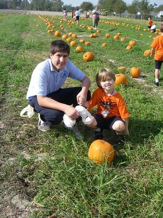 2008-10-22 Pumpkin Patch