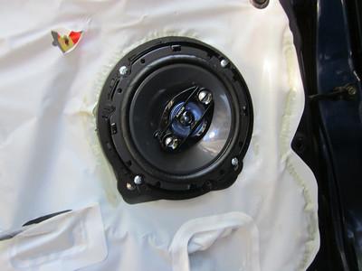 2004 Honda CR-V EX Rear Door Speaker Installation - USA