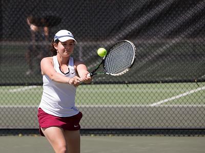 5/11/16: Girls' JV Tennis vs Kent