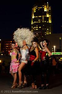 circusSPARK Fashion Show 2012