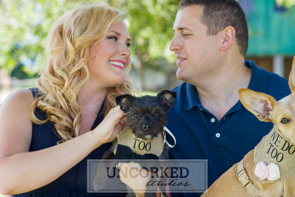 Marissa & Brandon's Engagement Session
