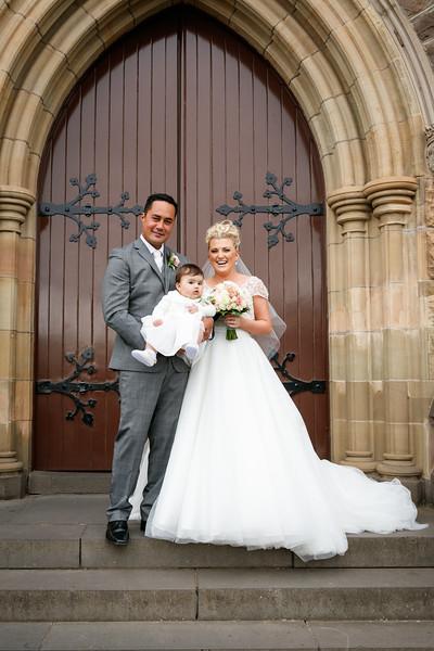 Dee and Tawhai - Wedding